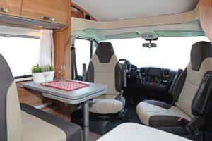 Lepkovi i zaptivne mase za specijalna vozila i kontejnere