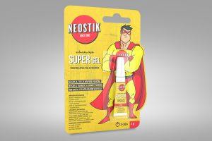 Neostik SUPER GEL - ADESIVO CIANOACRILICO